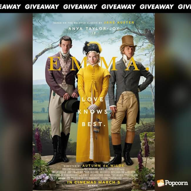 Win Premiere Tickets To Drama Comedy 'Emma'