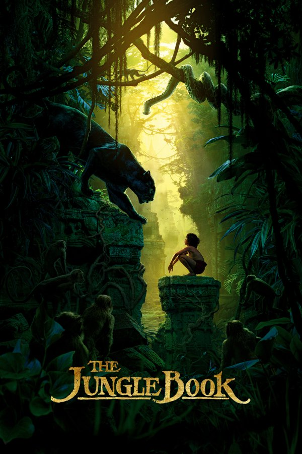 Pop Up Cinema For Kids  The Jungle Book (Bedok) Movie Poster