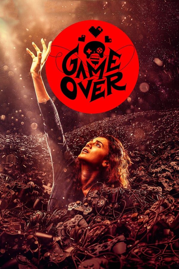 Game Over Movie Poster