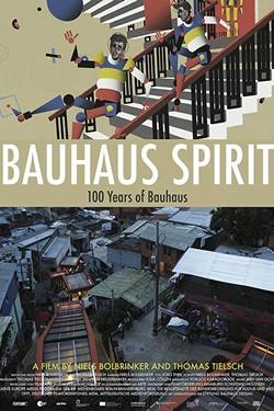 Bauhaus Spirit: 100 Years Of Bauhaus Movie Poster