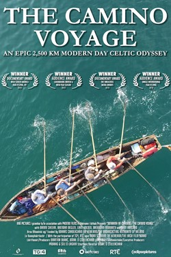 The Camino Voyage Movie Poster