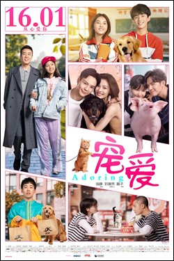 Adoring Movie Poster