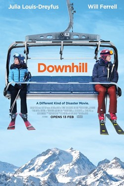 Downhill Movie Poster