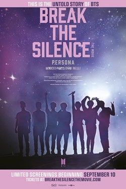Break The Silence: The Movie Movie Poster