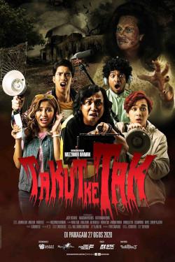 Takut Ke Tak Movie Poster