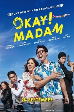 Okay! Madam Movie Poster