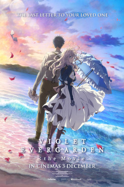 Violet Evergarden: The Movie Movie Poster