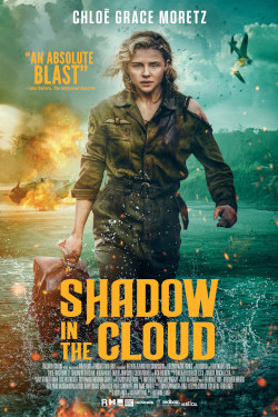 Shadow In The Cloud Movie Poster