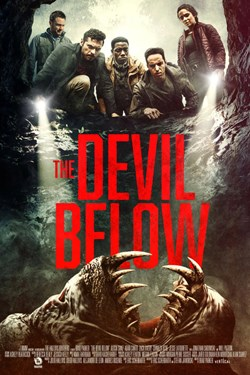 The Devil Below Movie Poster