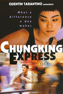 Chungking Express Movie Poster