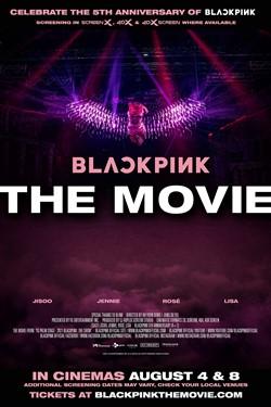 Blackpink The Movie Movie Poster