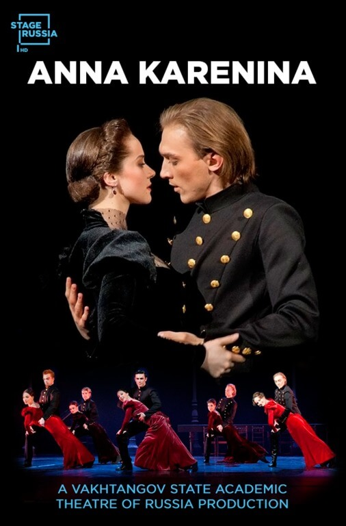Stage Russia: Anna Karenina  Movie Poster