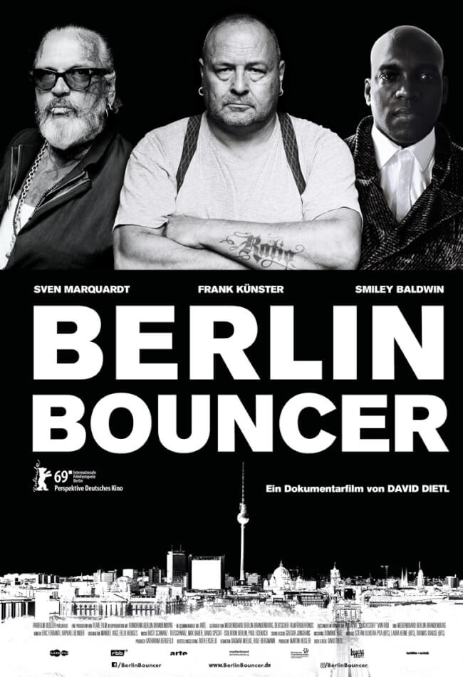Berlin Bouncer Movie Poster