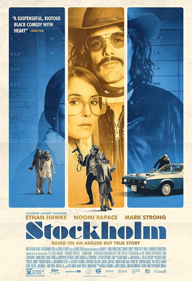 Stockholm Movie Poster