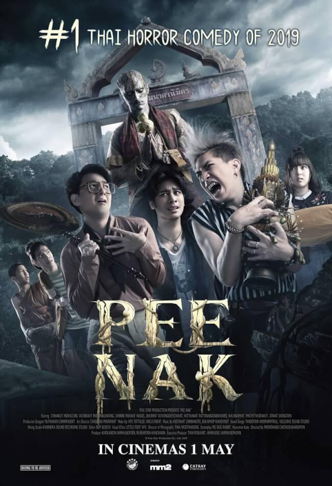Pee Nak Movie Poster