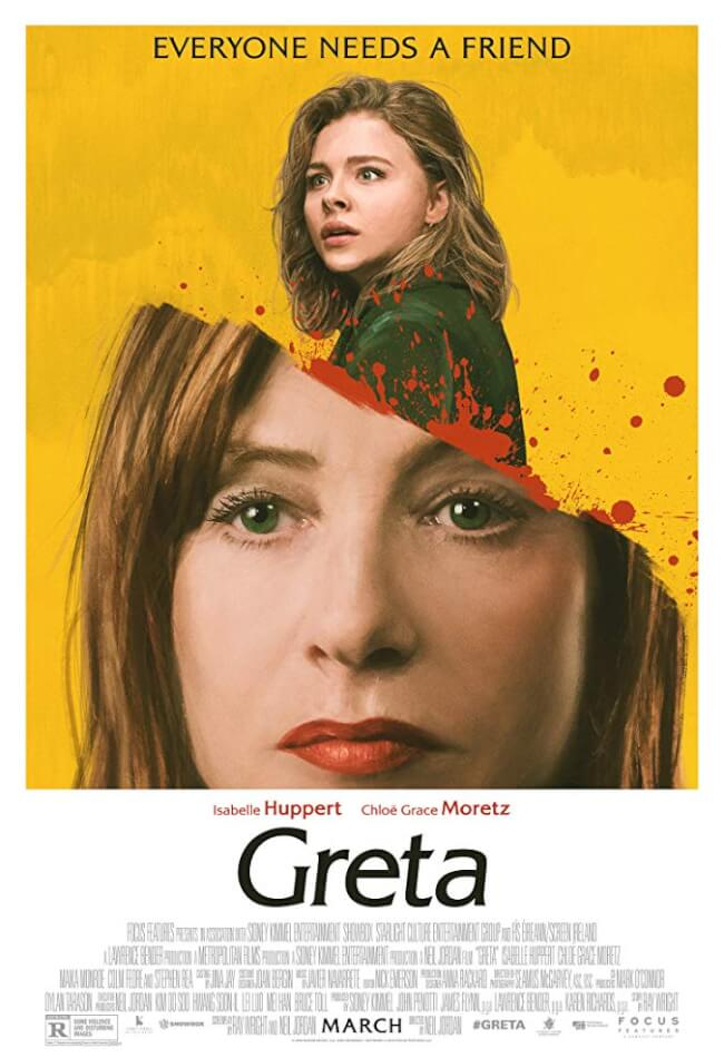 Greta Movie Poster