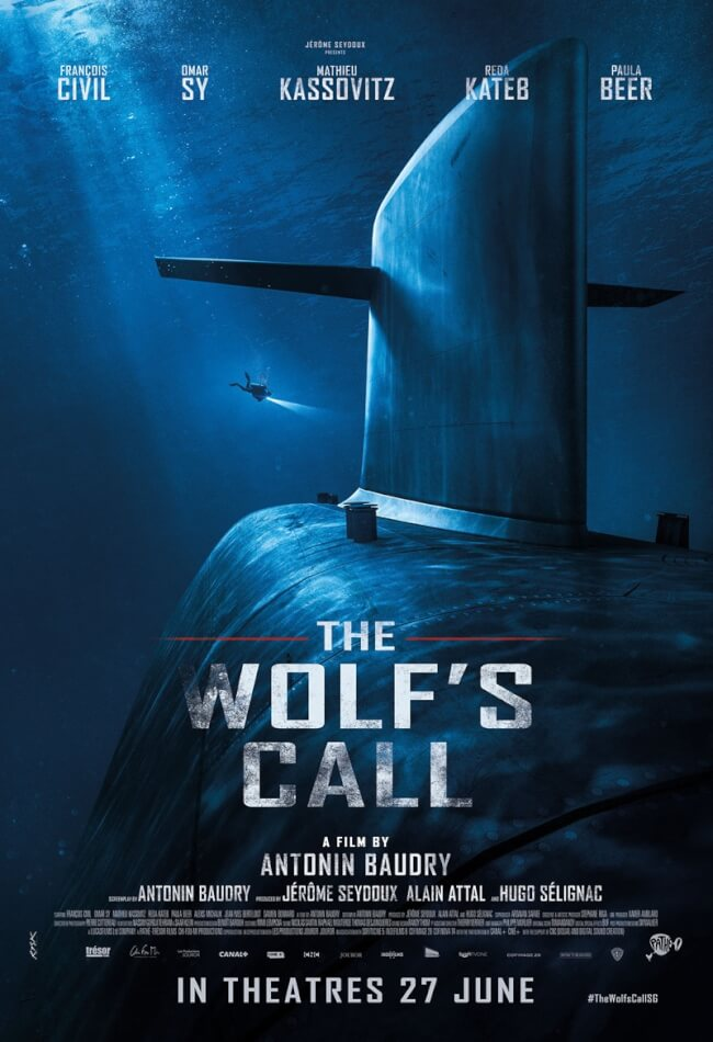 The Wolf's Call Movie Poster