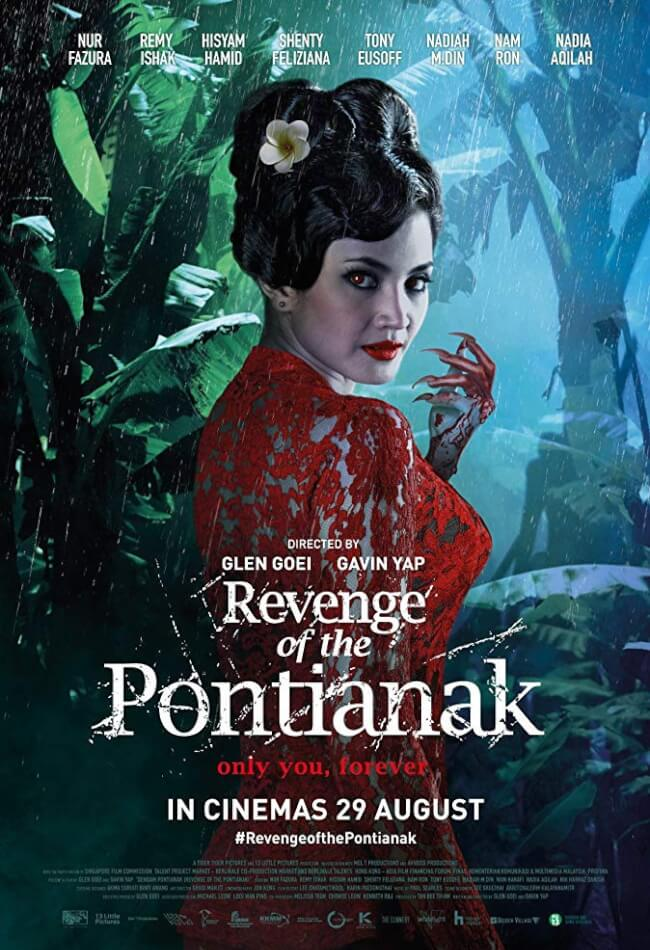 Revenge Of The Pontianak Movie Poster