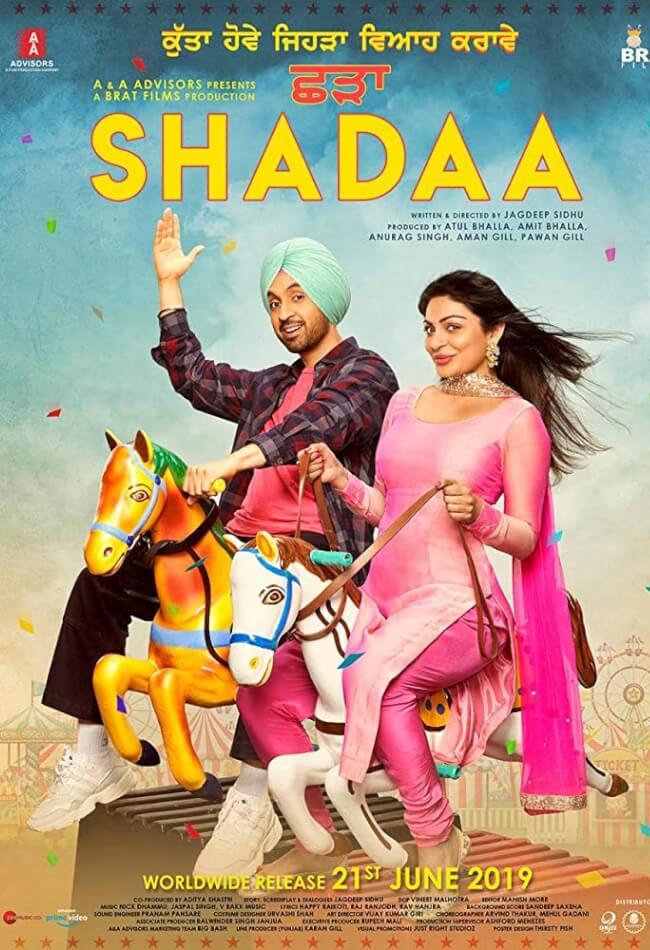 Shadaa Movie Poster