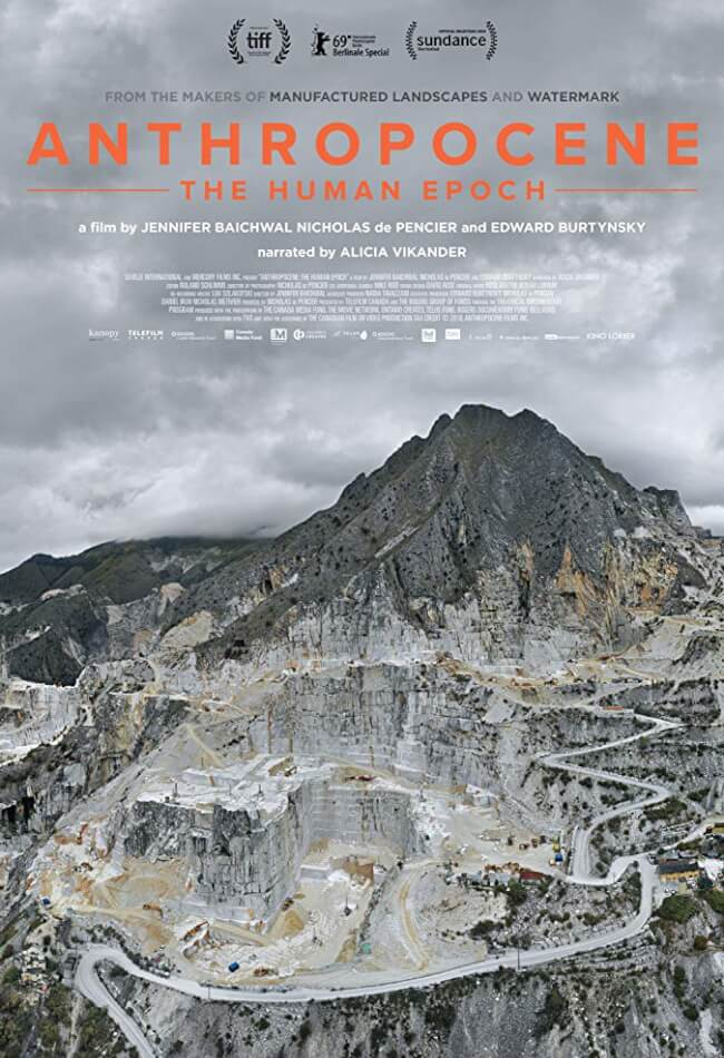Anthropocene: The Human Epoch Movie Poster