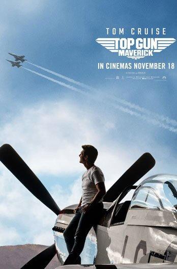 Top Gun: Maverick Movie Poster