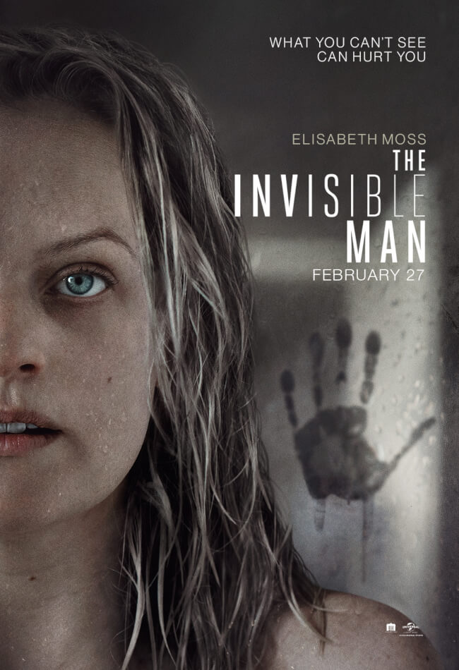 The Invisible Man Movie Poster