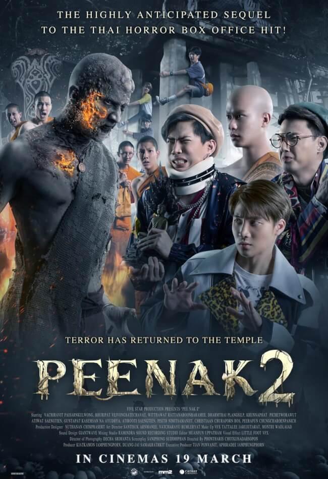 Pee Nak 2 Movie Poster