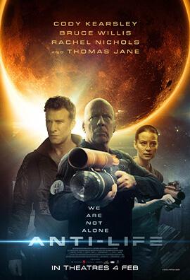 Anti-Life Movie Poster