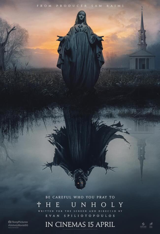 The Unholy Movie Poster