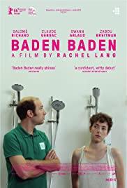 Baden Baden Movie Poster