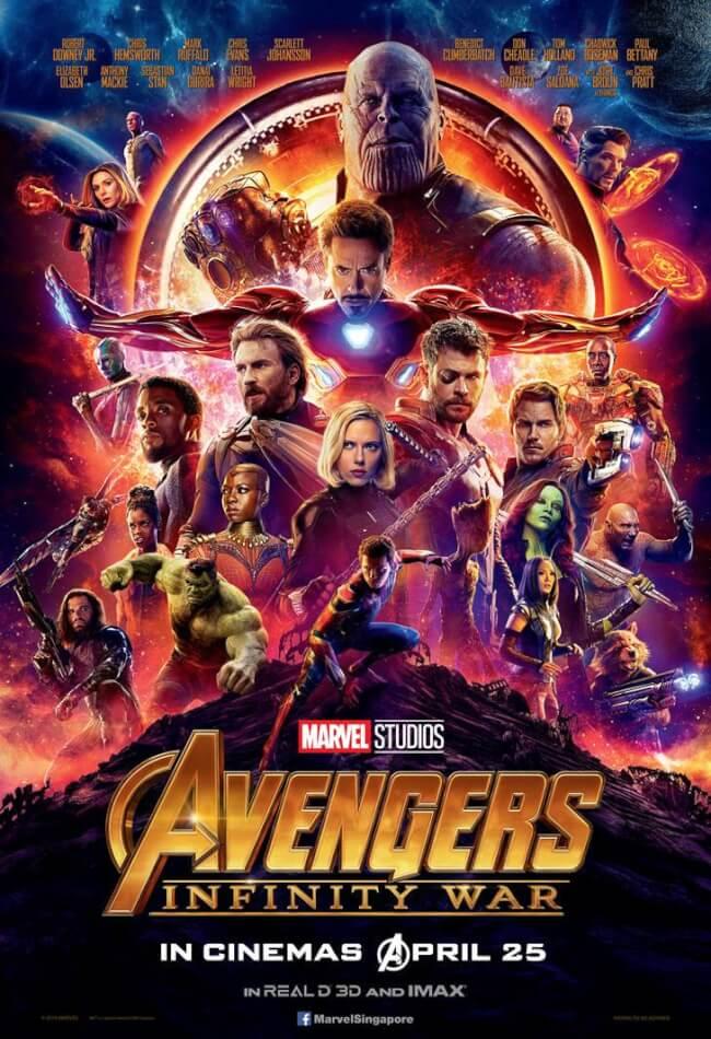 Avengers: Infinity War