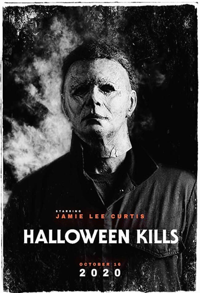 Halloween Kills Movie Poster