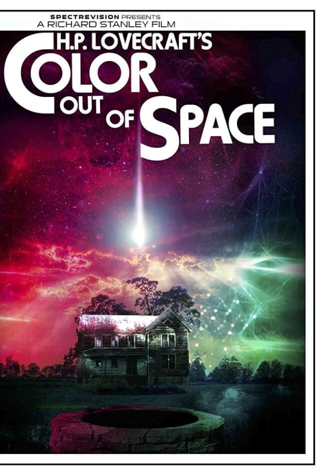 Color Out Of Space Movie Poster
