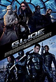 Snake Eyes: G.I. Joe Movie Poster
