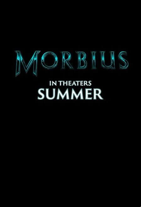 Morbius Movie Poster