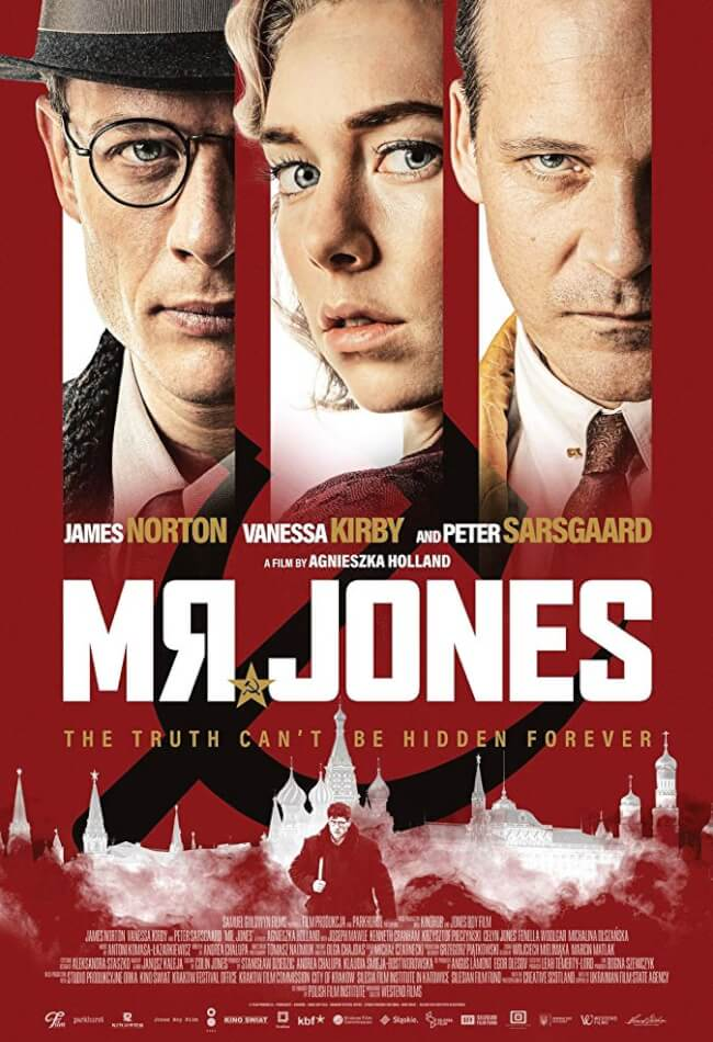 Mr. Jones Movie Poster