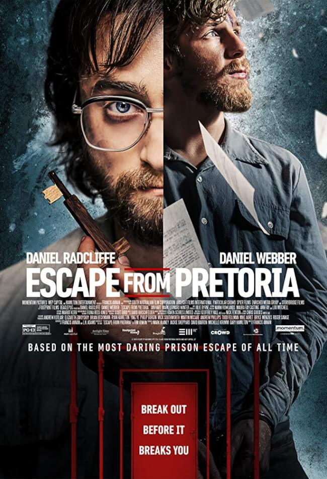 Escape From Pretoria Movie Poster