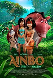 Ainbo Movie Poster