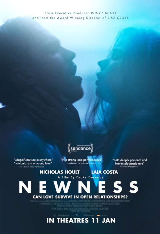 Newness Movie Poster