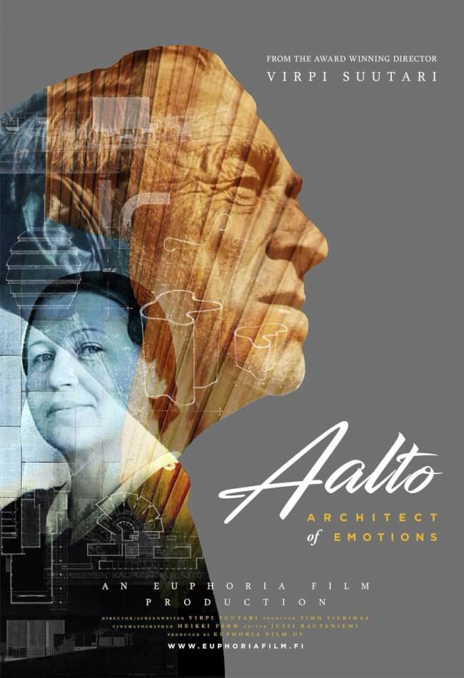 AALTO: ARCHITECT OF EMOTIONS Movie Poster