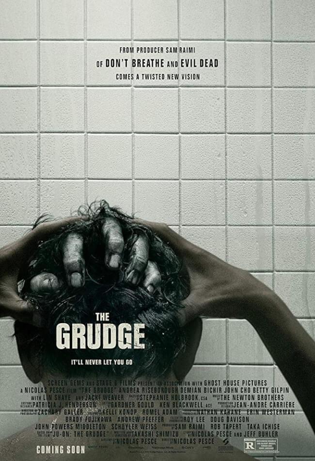 Grudge Movie Poster
