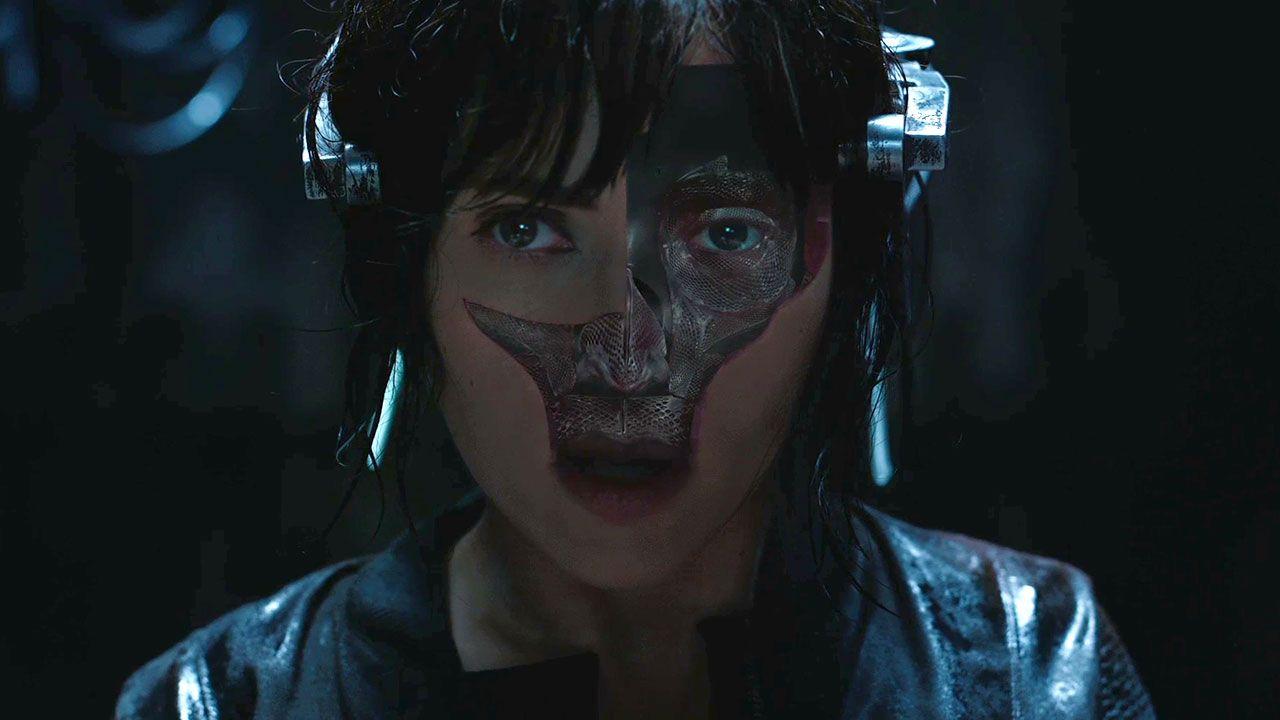 Scarlett Johansson's A Ghost In The Shell [Trailer]