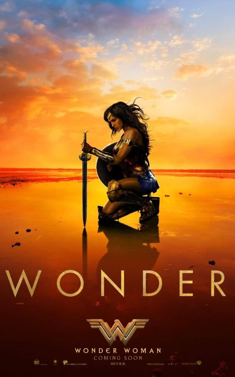 Diana - Amazonian Princess To Wonder Woman [Trailer]