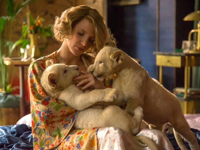 The Zookeeper's Wife [Review]