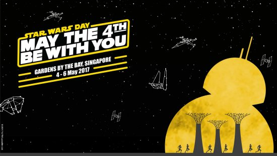 'Star Wars' Day - May The 4th Be With You!