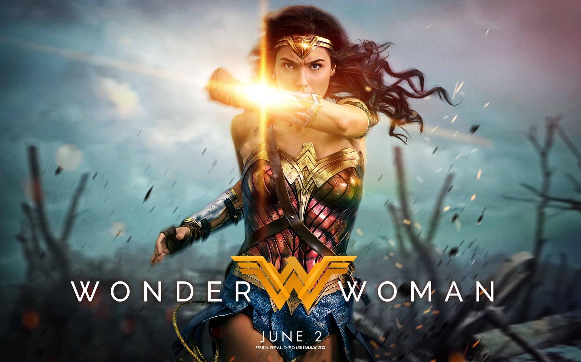 See Gal Gadot Wield Her Lasso In Final 'Wonder Woman' Trailer