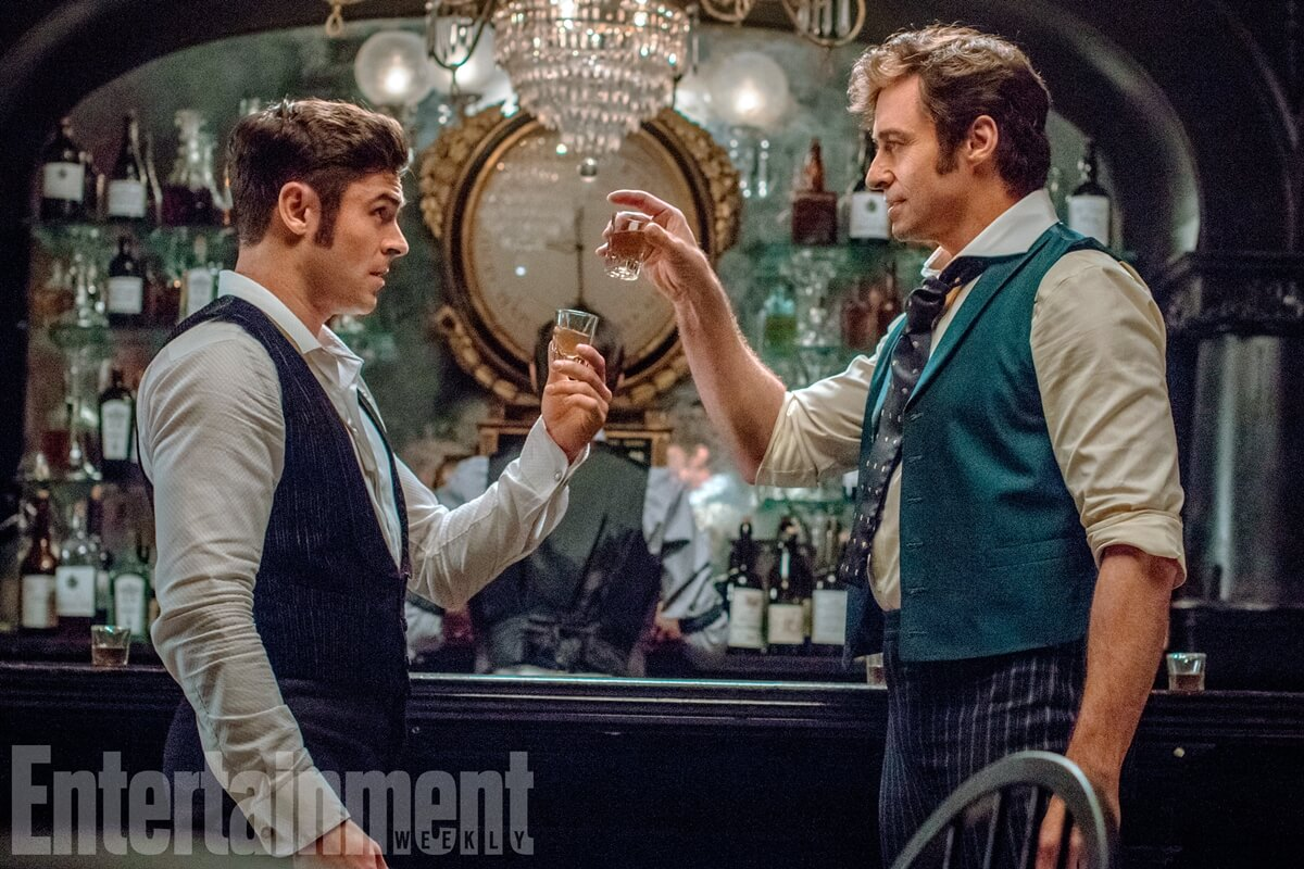 Trailer For Hugh Jackman's Musical 'The Greatest Showman' Has Dropped