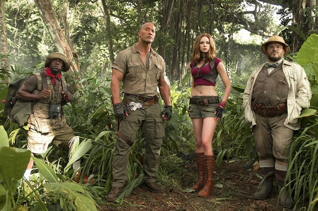 The Legend Continues In Trailer For 'Jumanji: Welcome To The Jungle'