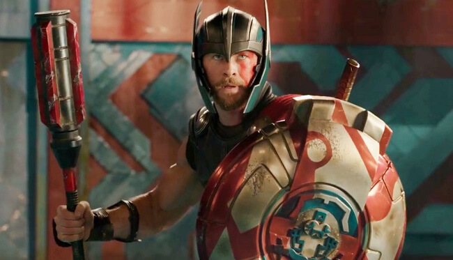 Incredible Scenes In Newest Trailer For Marvel's Thor: Ragnorak