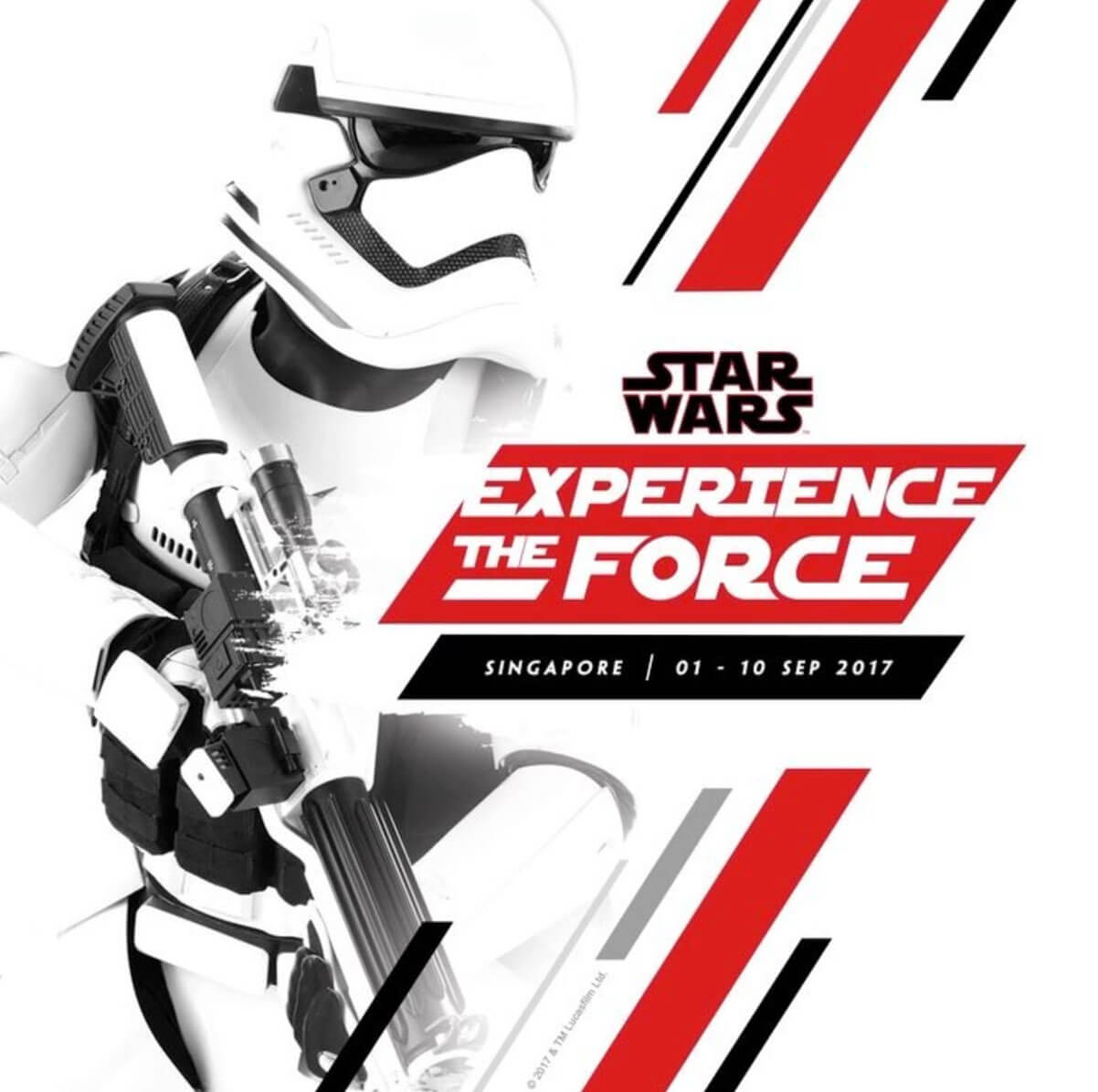 Star Wars - Experience The Force in SG